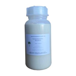 carnauba emulsion concentrate bottle 1 liter
